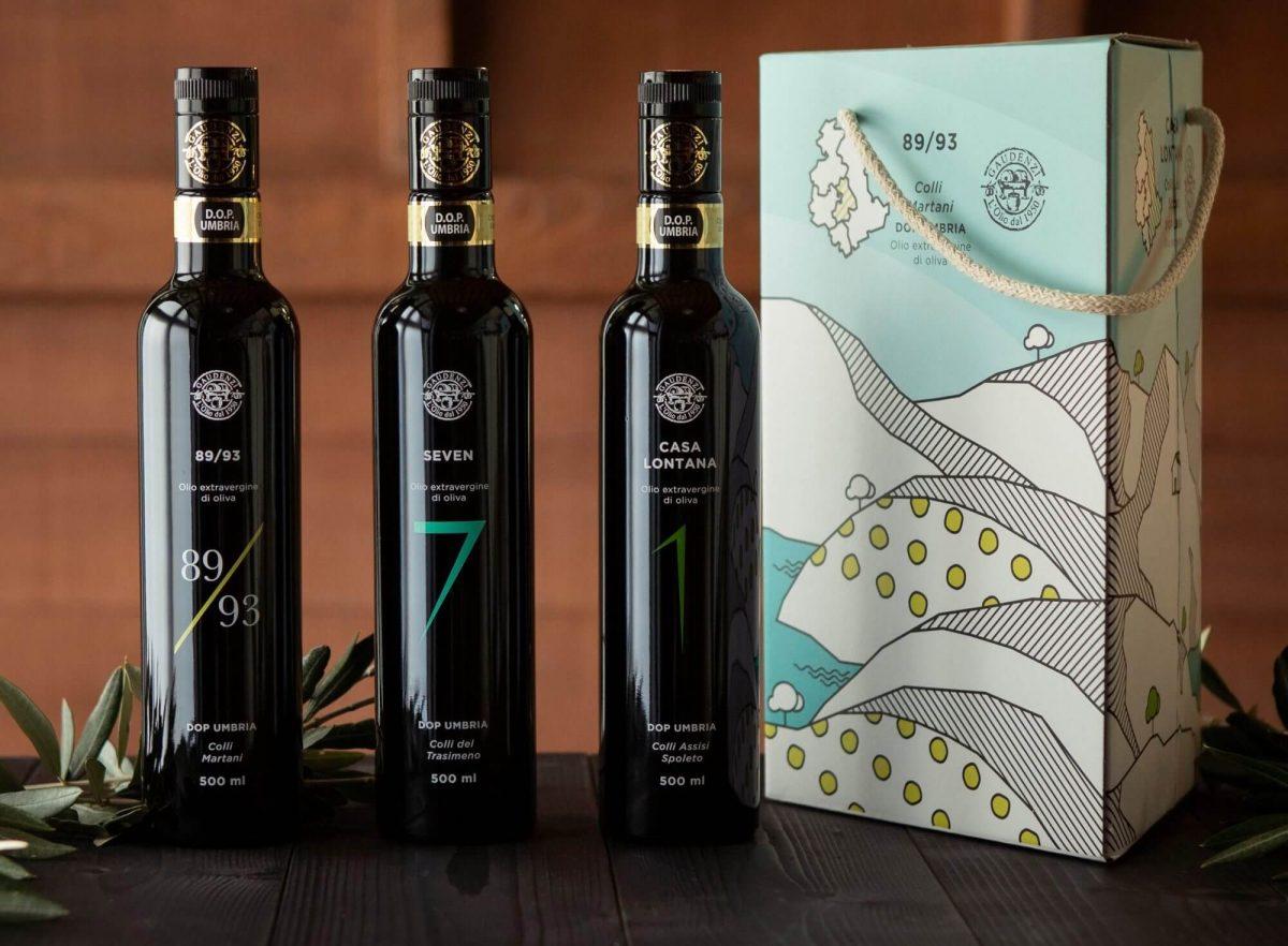 I migliori oli extravergine d'oliva italiani da regalare ad ogni occasione